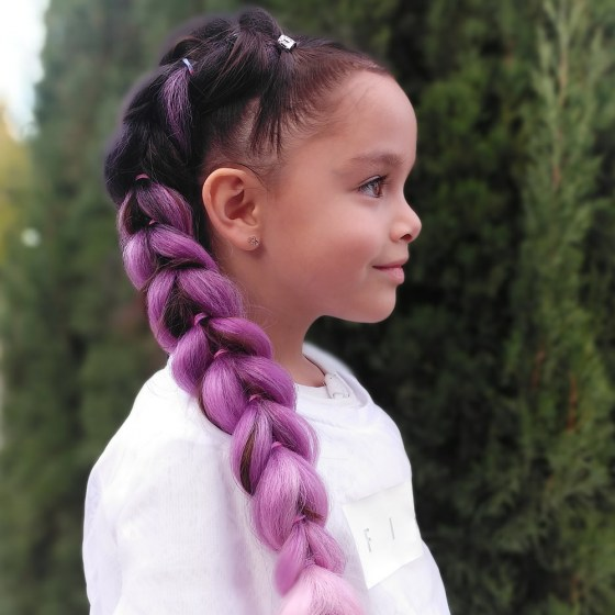 Synthetic-hair-Braids-Ombre-Braiding-Hair-Kanekalon-Box-Braid-Hair-Pink-Purple-Green-Grey-Yellow-Golden-1
